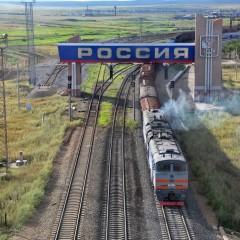 Грузовое железнодорожное сообщение с Китаем продолжается