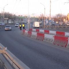 Ремонт моста через Царев в Астрахани должны завершить до конца января