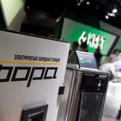 В 2021 году в России начнут выпуск станций для быстрой зарядки электромобилей