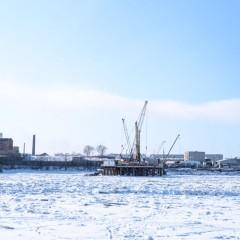 Новый мост через Зею в Благовещенске рассчитывают открыть в 2022 году
