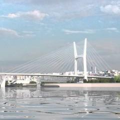 Строительство четвертого моста через Обь в Новосибирске начнется в 2020 году