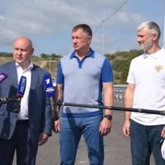 Севастопольский участок трассы «Таврида» могут открыть на год раньше