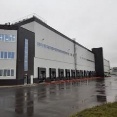 В Одинцове в декабре откроют новый складской комплекс