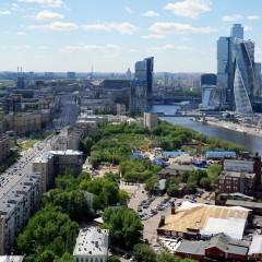 Началось строительство моста на Северном дублере Кутузовского проспекта