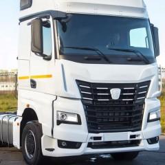 Компания «КамАЗ» озвучила стоимость первого в России премиум-грузовика