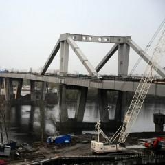 Движение по Фрунзенскому мосту в Самаре запустят в канун Нового года