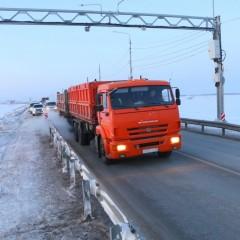 В Омской области установят еще семь пунктов весогабаритного контроля