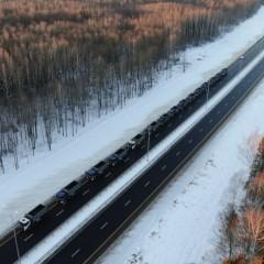 Полностью Центральную кольцевую дорогу откроют в июле 2021 года