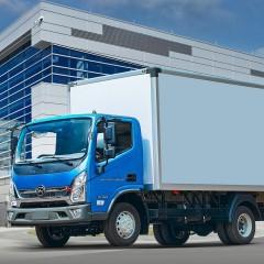 «ГАЗ» представил первые образцы бескапотного грузовика «Валдай Next»