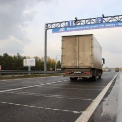 В Калужской области на трассе М-3 «Украина» установили пункт автоматического весогабаритного контроля