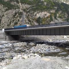 На Военно-Грузинской дороге в Грузии завершился ремонт мостов