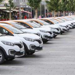 Работу каршеринга в Москве могут разрешить при среднесрочной аренде автомобилей от 5 дней