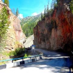 В Республике Алтай построят новую дорогу в районе Красных ворот