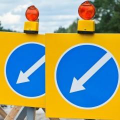 На трассе М-3 «Украина» в Калужской области ограничили движение до 22-го сентября