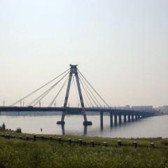 В августе 2019 года начнут строить мост через Шексну в Череповце