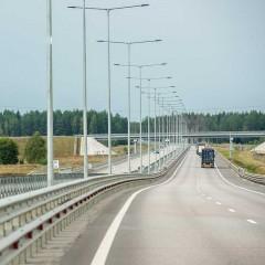 Сеть скоростных дорог «Автодора» в 2019 году увеличится на 200 км