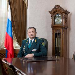 Первый заместитель главы ФТС Руслан Давыдов