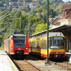 В Германии тестируют технологии грузового трамвая