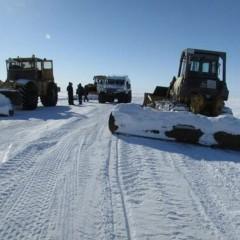 В Якутии испытают технологии строительства дорог в вечной мерзлоте