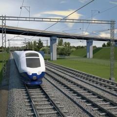 Строительство ж/д магистрали Rail Baltica не уложится в срок
