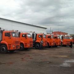 «КамАЗ» в I квартале увеличил продажи грузовиков почти на 10%