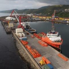 Тарифы в портах Холмска и Корсакова будут регулировать местные власти