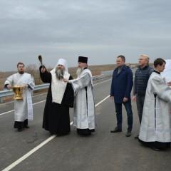 В Нижегородской области открыли новую дорогу в обход села Дивеево