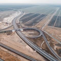 Новую трассу к Крымскому мосту в Краснодарском крае построят к 2024 году