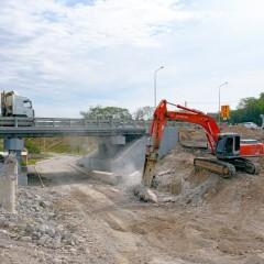 В КБР начали капитальный ремонт путепровода на трассе Р-217 «Кавказ»