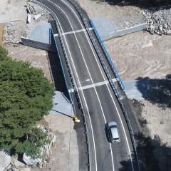 В Кабардино-Балкарии капитально отремонтировали мост через реку Баксан