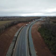 В Чувашской Республике капитально отремонтировали 13 км трассы М-7
