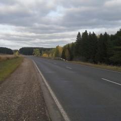В Пермском крае открыли дорогу в обход поселка Куеда