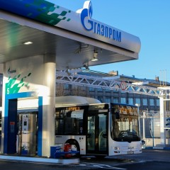 К 2024 году в Санкт-Петербурге построят 18 газозаправочных станций