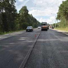 В Томской области отремонтируют 30 км основной региональной дороги