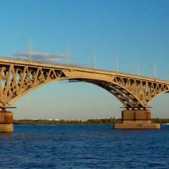 Стоимость нового моста, который соединит Саратов и Энгельс, превысит 70 млрд. рублей