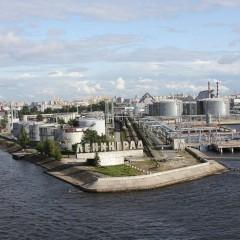 Большой порт Санкт-Петербург лидирует по контейнерообороту среди портов России в январе–августе 2019 года