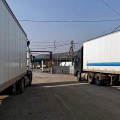 Дальнобойщики вновь начали пересекать границу с Китаем