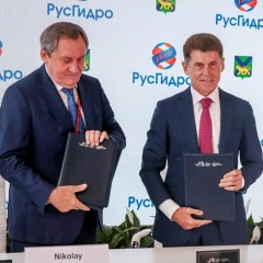«РусГидро» и власти Приморского края заключили соглашение о развитии электротранспорта