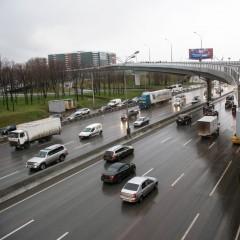 Московская область приостановила выдачу пропусков на движение по МКАД