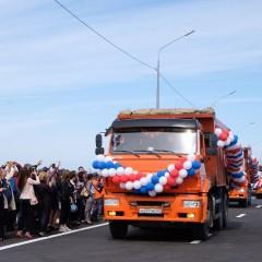 В Хабаровском крае завершена реконструкция четырехполосного участка федеральной трассы А-370 «Уссури»
