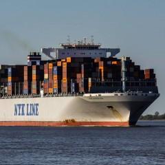 Спотовые ставки на контейнерные перевозки растут