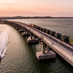 Из-за правил перевозок по Крымскому мосту Крым может остаться без бензина