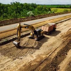 Ремонт дороги «Самара-Волгоград» сторону села Красноармейское продолжится в 2020 году