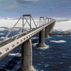 Строительство моста на Сахалин займет как минимум 6 лет