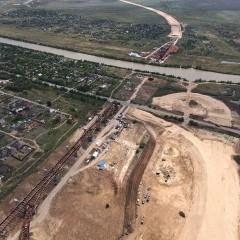 Строительство обхода Волгограда