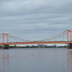 В Архангельске реконструируют Кузнечевский мост