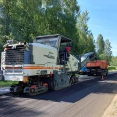 Трассу «Череповец – Сергиев Посад» полностью отремонтируют в 2024 году