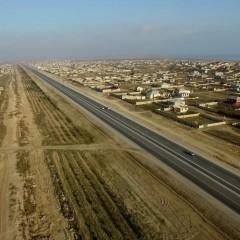 Новую дорогу от Баку к границе с Россией откроют в 2021 году