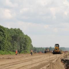 В Татарстане началось строительство левоповоротных съездов на трассе М-7 «Волга»