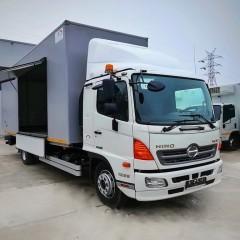Hino отзывает в России более 3,5 тыс. автомобилей 300 Series